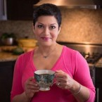 Award-winning journalist turned foodie turned author Anupy Singla
