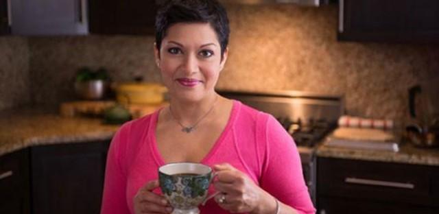 Award-winning journalist turned foodie turned author Anupy Singla