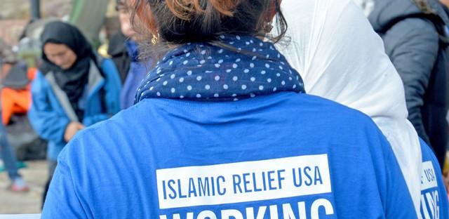 <p>Relief worker Alison Terry-Evans.</p>