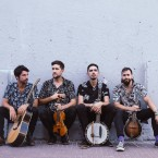 Che Apalache is a four-man string band featuring members from Argentina, Mexico and the United States.
