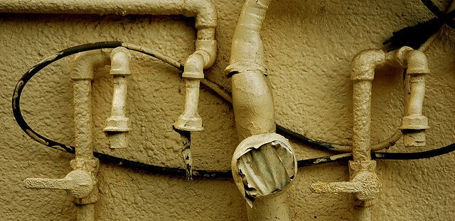 Planet Money : #489: The Invisible Plumbing Of Our Economy Image