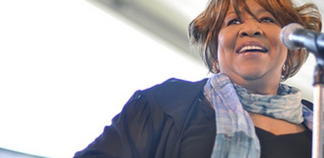 Mavis Staples: Another Chicago classic that combined soul and gospel