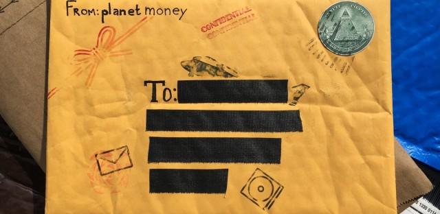 Planet Money : #857: The Postal Illuminati Image