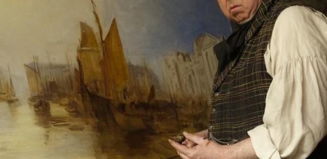Film chronicles life of British painter JMW Turner