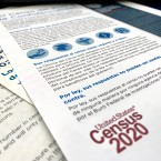 The U.S. Census Bureau began mailing test forms this week to 480,000 American households, half with a citizenship question and half without.