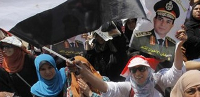 Unrest grows in Egypt