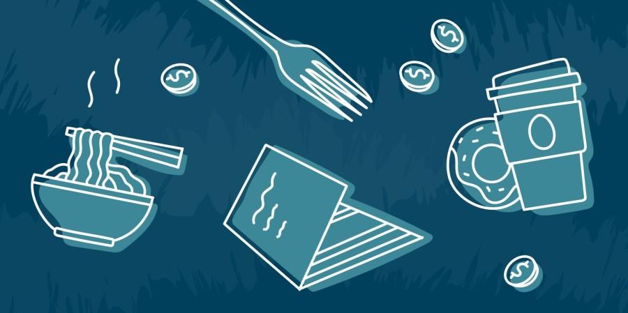 Biz Help Restaurants Illustration