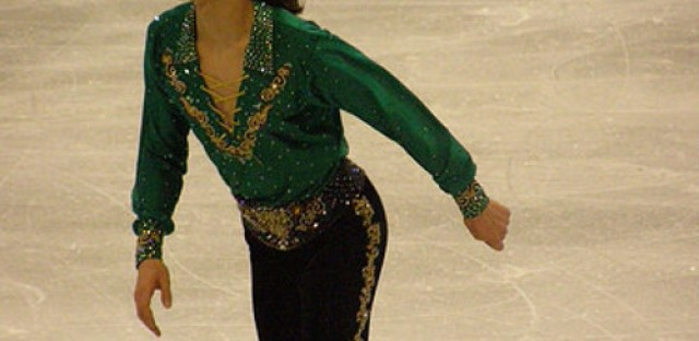 Jason Brown returns from Olympics and is already back to training