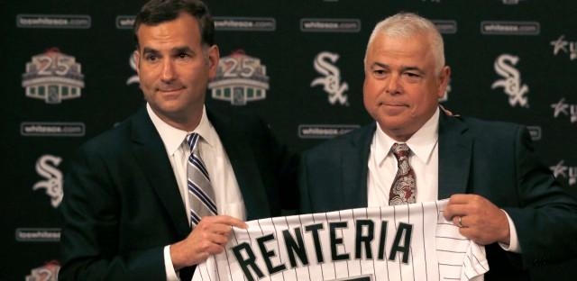 Rick Renteria will replace Robin Ventura White Sox