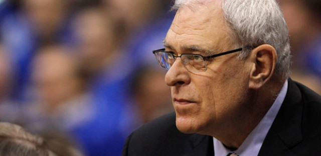 Phil Jackson chats about his book and the Bulls