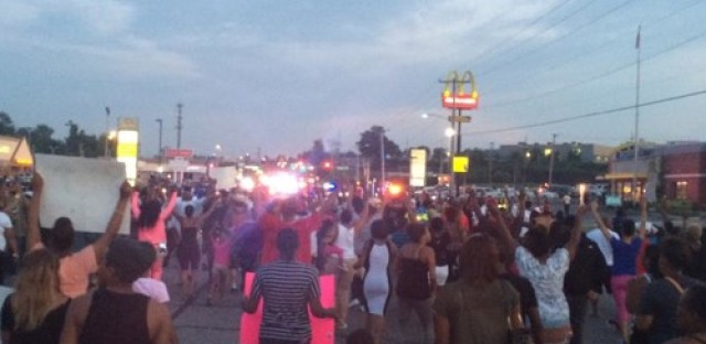 Unrest continues in Ferguson, MO, after police shooting