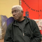 Ronald Muhammad at meeting about proposed Chicago casino