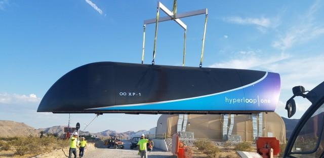 Getting On Board The Hyperloop
