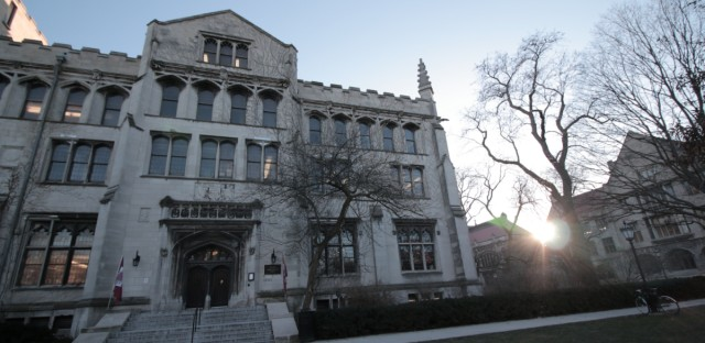 UChicago Rosenwald Hall