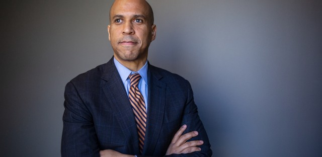 NPR Politics Podcast : On The Trail With Cory Booker Image
