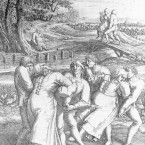 World History Minute: Middle Ages dance mania