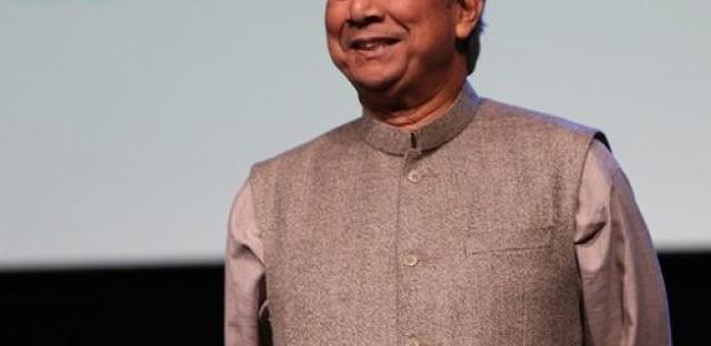 Nobel Prize winner Mohammad Yunus and social entrepeneurship