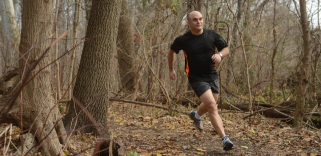 The avid runner and author of The Incomplete Book of Running moonlights as Peter Sagal, host of NPR's Wait Wait ... Don't Tell Me! Kyle Cassidy
