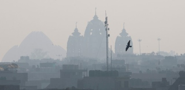 Crowdsourcing solutions for Delhi's pollution problems
