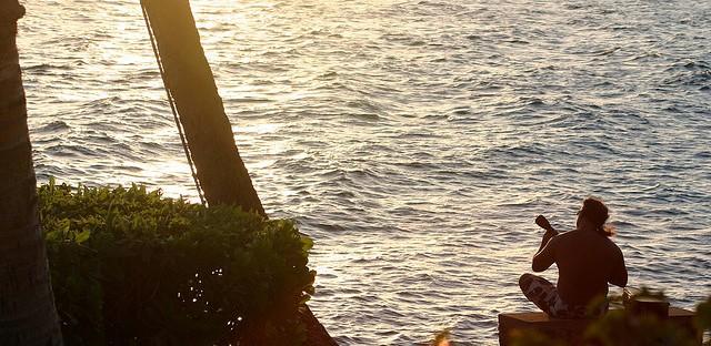 Music Thursdays with Tony Sarabia and Richard Steele: Hawaiian Music
