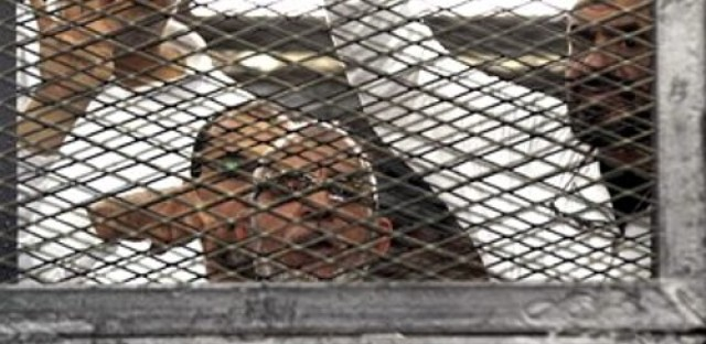 Opponents jailed in Egypt, migration deaths in Europe, and Blitz the Ambassador