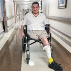 Vincent Galvan first went to a nursing home in 2012 after his right leg was amputated. He was evicted after complaining about his care.