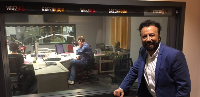 Comedian Yakov Smirnoff joins WBEZ's 'Worldview' to talk about U.S. relations with Russia.