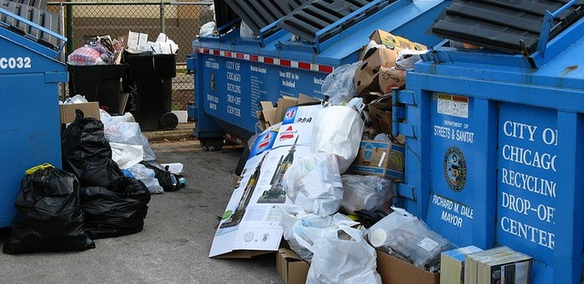 Chicago greenlights new reality show: America's Next Top Recycler