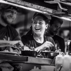Stephanie Izard in kitchen
