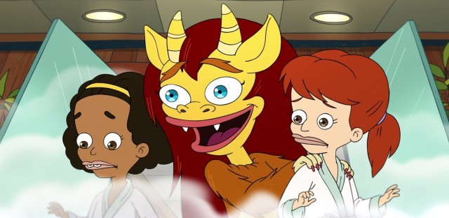 Pop Culture Happy Hour : Big Mouth and What's Making Us Happy Image