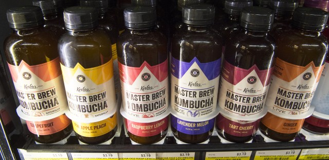 It's not just kombucha and yogurt: Probiotics are now showing up in dozens of packaged foods. But what exactly do these designer foods with friendly flora actually offer — besides a high price tag?