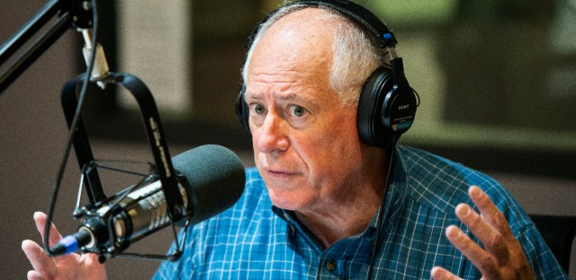 Former Gov. Pat Quinn joined the Morning Shift on Monday to talk about his push for mayoral term limits.