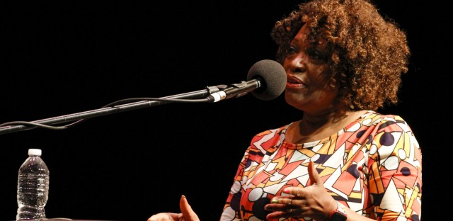 Ask Me Another : Rita Dove: Set Phasers To Poem  Image