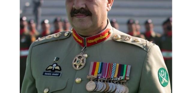 Pakistan Army Chief, Raheel Sharif, visits Washington D.C.