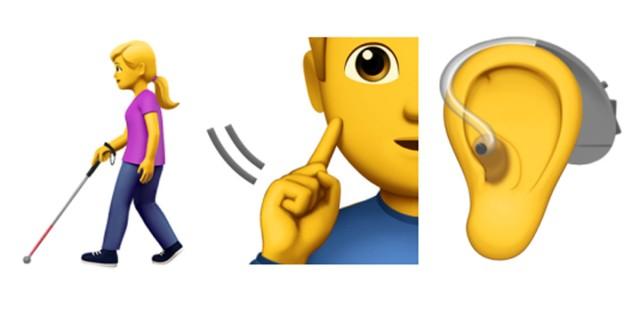 Apple Disability Emoji Proposal