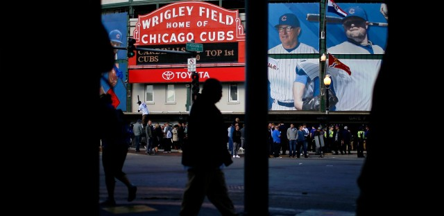 Chicago Cubs Clinch National League Central Title, Head To Playoffs