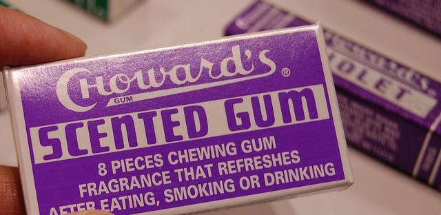 Howard's violet scented gum