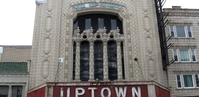 Uptown, past and present