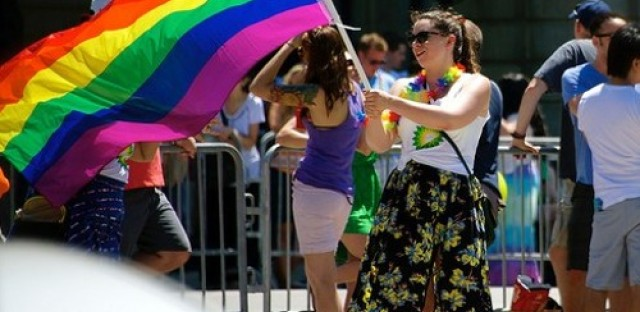 Has the Pride Parade outgrown Lakeview?