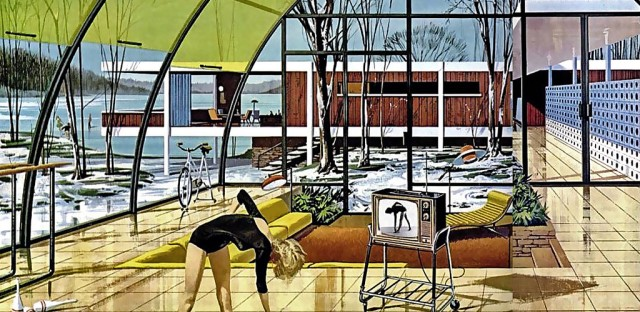From 1961: Modern living the Motorola way
