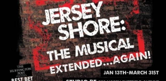 Daily Rehearsal: 'Jersey Shore: The Musical' extended, performers needed