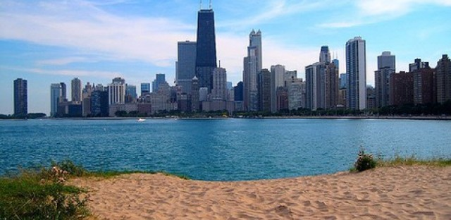 Afternoon Shift: Chicago's lake culture, the future of food and new technology for the blind