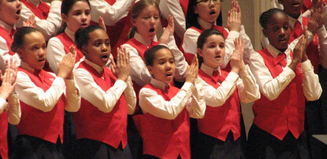 Hitting a high note with the Chicago Children's Choir