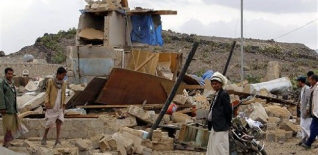 Saudi Arabia puts troops in Yemen, Film 'We Come as Friends' and Ania Jaworska exhibit
