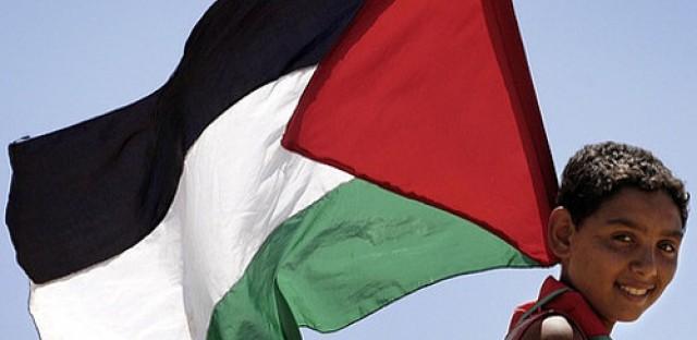 Palestinian children in Israeli military jails