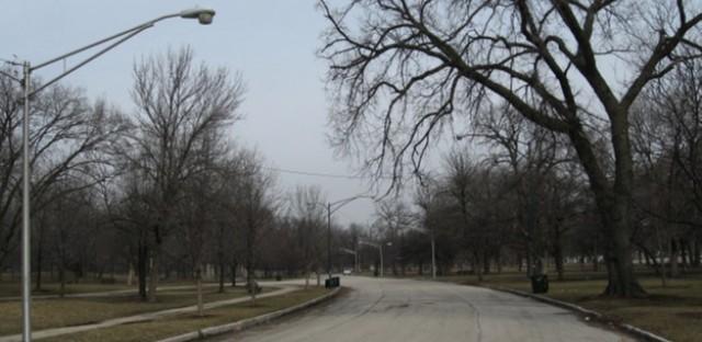 Woodward Drive in Garfield Park