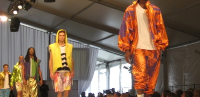 Students flaunt their flair for fashion at annual show