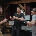 Akiva Schaffer, Andy Samberg and Jorma Taccone play the hip-hop trio The Style Boyz in the film Popstar: Never Stop Never Stopping.