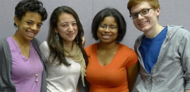Northside College Prep Slam Poetry Team
