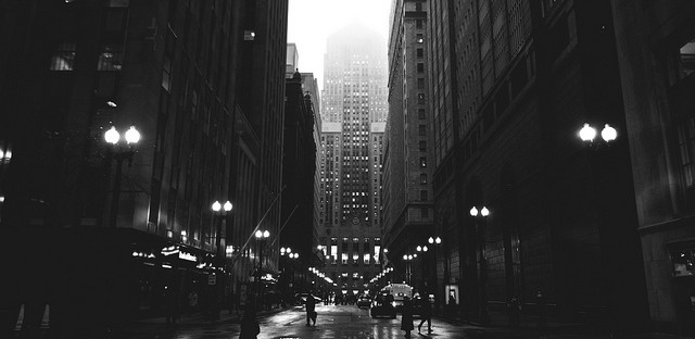 Morning on LaSalle: Photo of the Day - January 30,2013